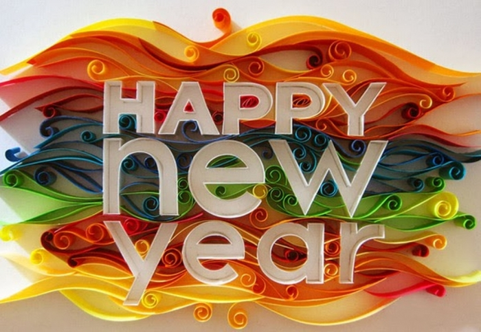 new-year-greeting-cards-2014 Best 25 Happy New Year Greeting Cards