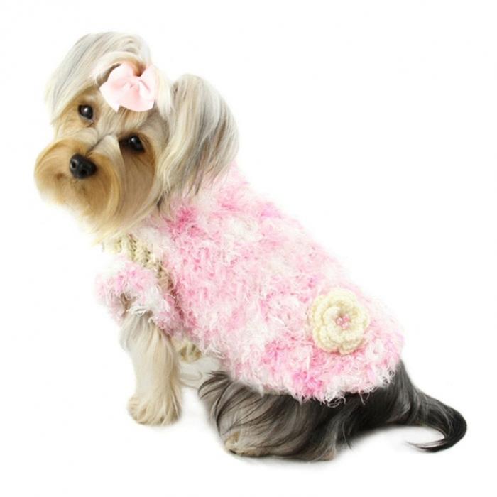 сладкий пушистые-синели-водолазка-собака-свитер-1