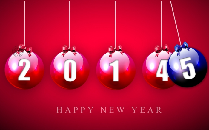 w7 Best 25 Happy New Year Greeting Cards