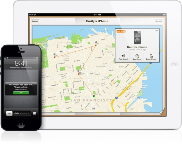 5-findmyiphone How Can I Track a Cell Phone?