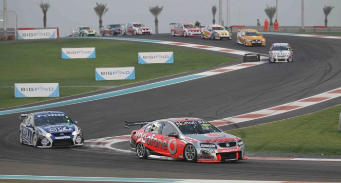 ABU-DHABI Who Is the Winner in V8 Supercars Championship?