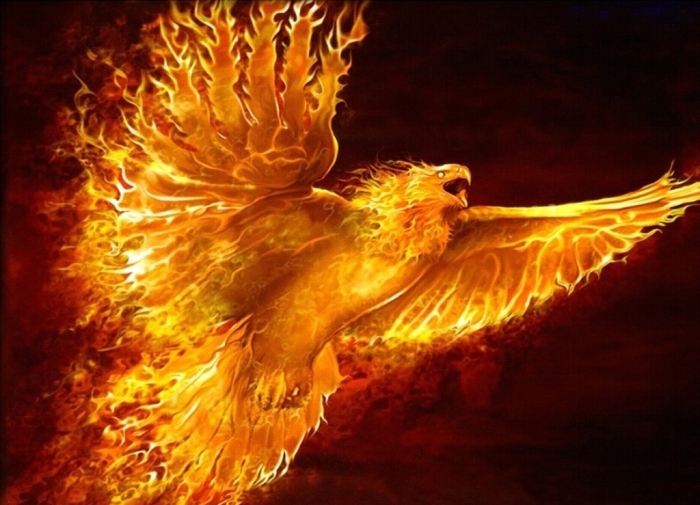 FieryPhoenix001 New Facts You Don't Know about the Legend of the Phoenix