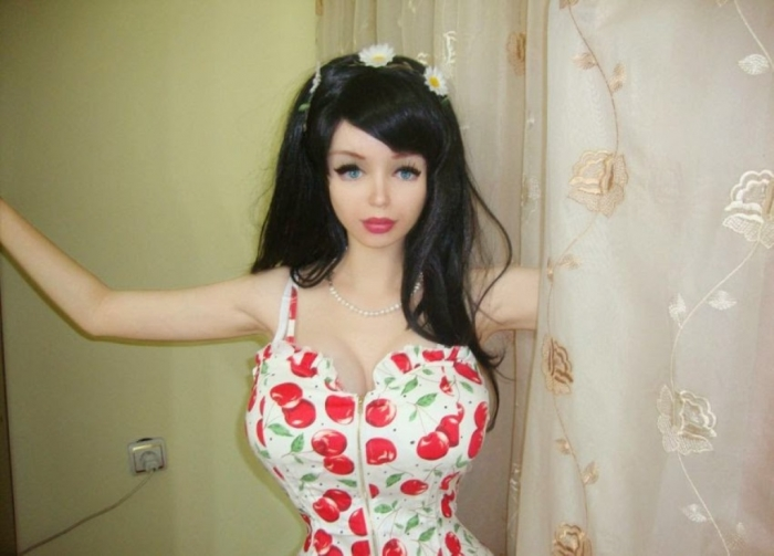 Lolita-Richi-Barbie-Girl-Without-Photoshop 18 Newest & Youngest Barbie Girls in The World