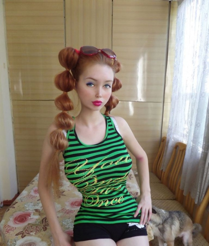 Lolita-Richi. 18 Newest & Youngest Barbie Girls in The World