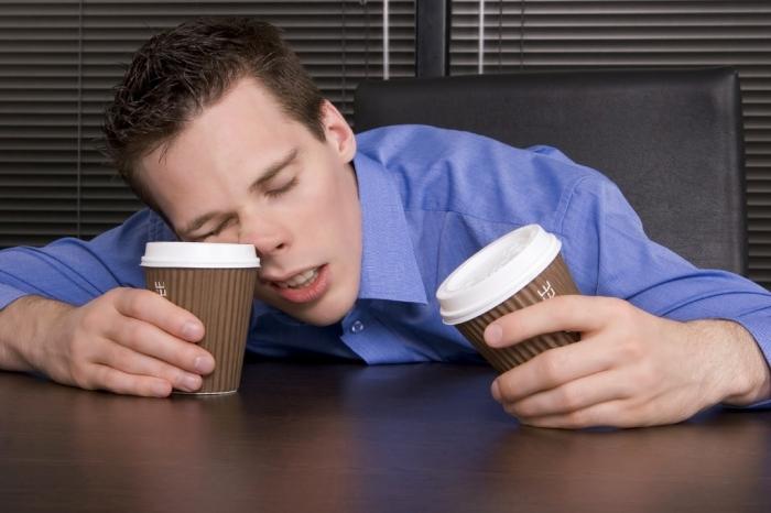 Man-Asleep-at-Desk How Can I Stop Snoring?