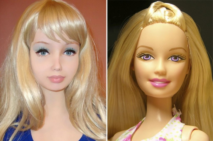 New-Human-Barbie-Lolita-Richi 18 Newest & Youngest Barbie Girls in The World