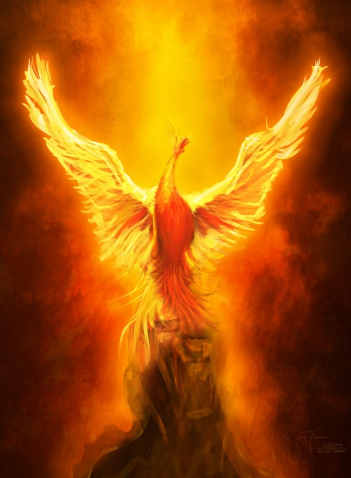 PhoenixConcept_Final New Facts You Don't Know about the Legend of the Phoenix