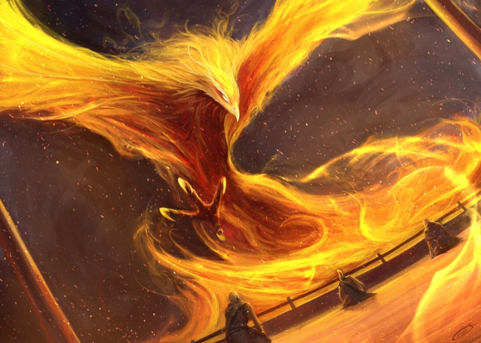 Phoenix_2 New Facts You Don't Know about the Legend of the Phoenix