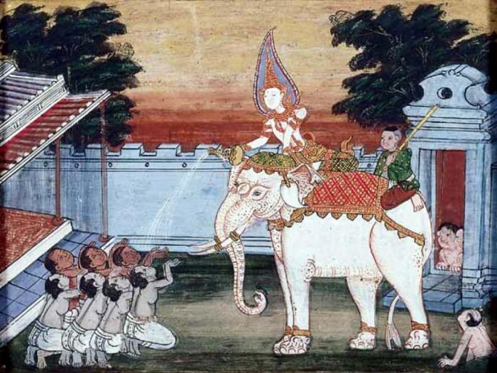 RoyalWhiteElephant The White Elephant Is Not a Legend