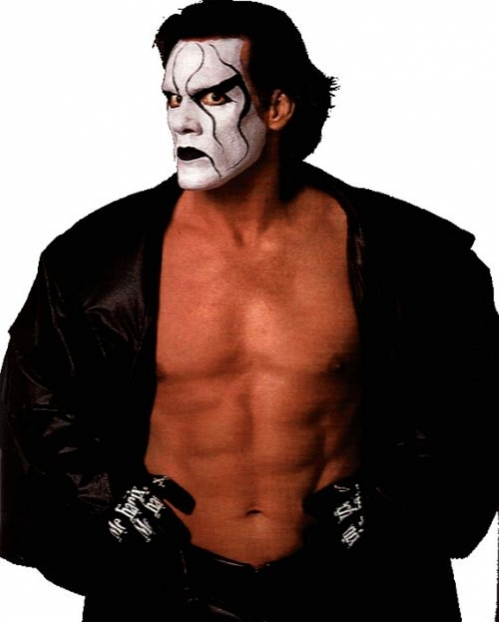 Sting Top 10 Most Famous Wrestlers in WWE