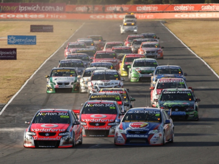 V8_Supercar_start_2011 Who Is the Winner in V8 Supercars Championship?
