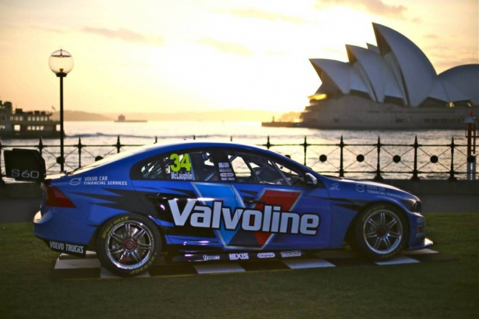 Volvo-S60-V8-Supercar-side Who Is the Winner in V8 Supercars Championship?