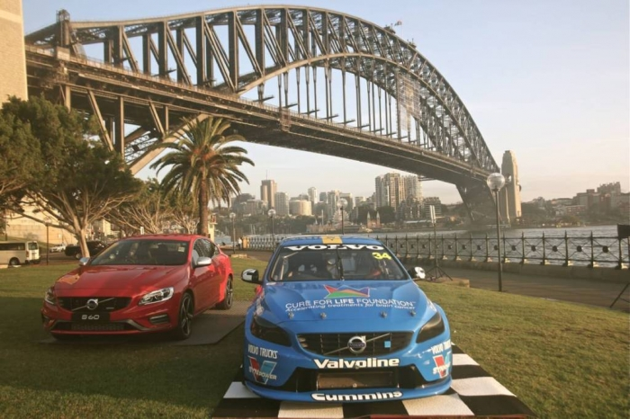 Volvo-S60-V8-Supercar Who Is the Winner in V8 Supercars Championship?