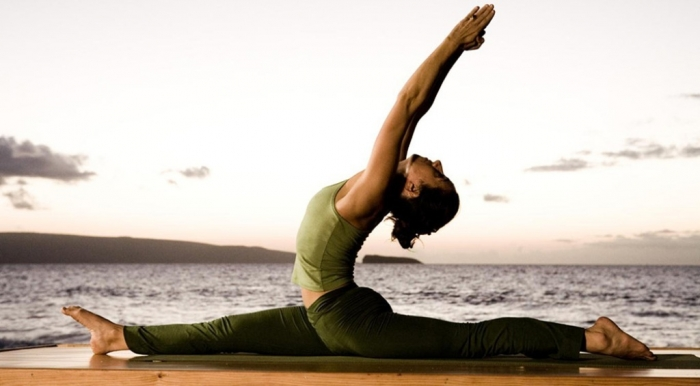 Yoga How to Lose Weight Fast & Easy