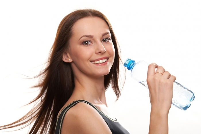 bigstock_Beautiful_girl_drinking_water__16971677 How Can I Stop Snoring?