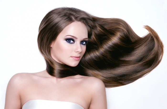 brown-hair-1 How to Make My Hair Grow Faster