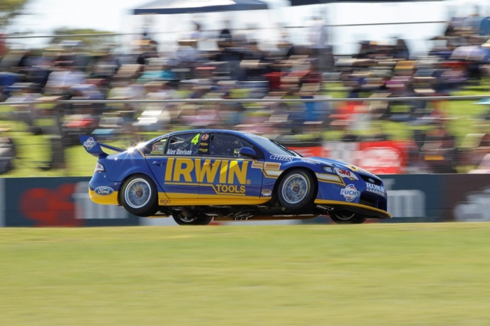 irwin1 Who Is the Winner in V8 Supercars Championship?