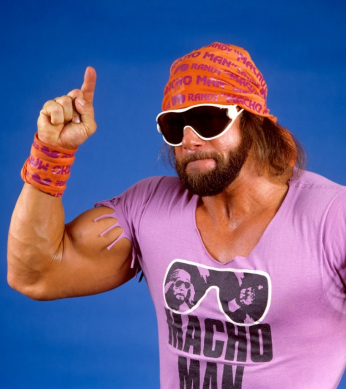 macho Top 10 Most Famous Wrestlers in WWE