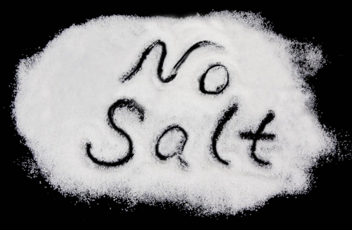 salt How to Lower Your Blood Pressure