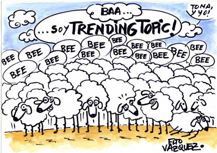 trendingtopic1 How to Make a Trending Topic