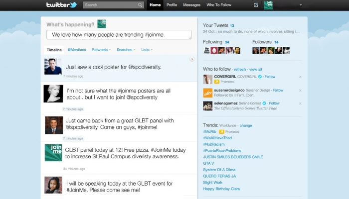 twitter_kim How to Make a Trending Topic