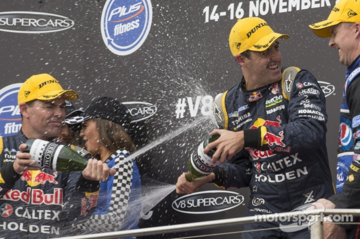 v8supercars-phillip-island-2014-race-winner-and-2014-champion-jamie-whincup-red-bull-holde Who Is the Winner in V8 Supercars Championship?