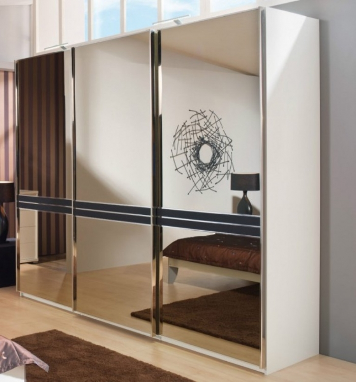 31+ Fascinating & Awesome Bedroom Wardrobe Designs 2019