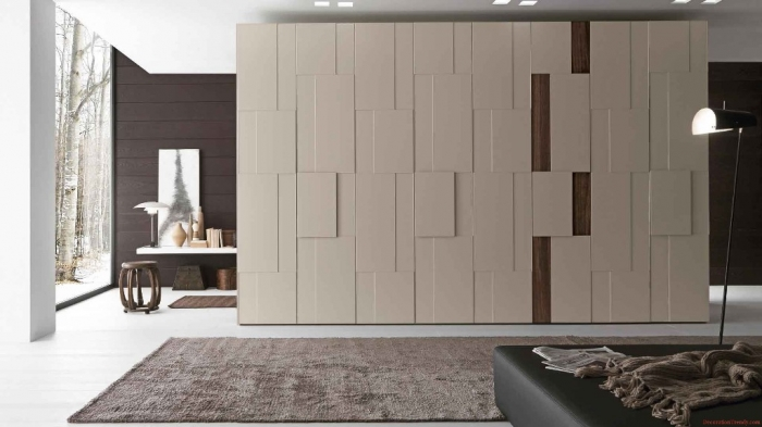 30-Fascinating-Awesome-Bedroom-Wardrobe-Designs-2015-4 31+ Fascinating & Awesome Bedroom Wardrobe Designs 2020