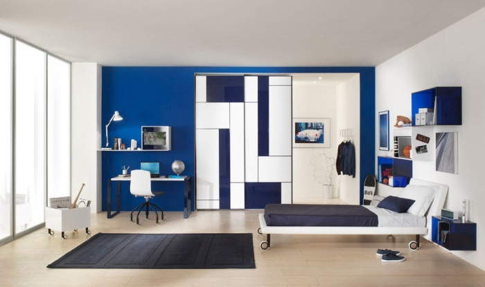 30-Fascinating-Awesome-Bedroom-Wardrobe-Designs-2015-8 31+ Fascinating & Awesome Bedroom Wardrobe Designs 2019 ... [UPDATED]