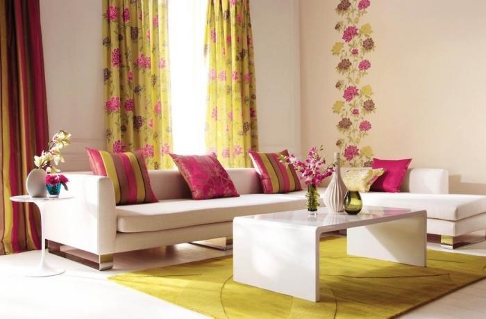 35-Amazing-Stunning-Curtain-Design-Ideas-2015-1 40+ Amazing & Stunning Curtain Design Ideas 2020