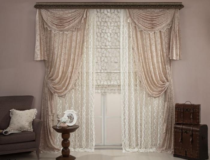 35-Amazing-Stunning-Curtain-Design-Ideas-2015-14 40+ Amazing & Stunning Curtain Design Ideas 2020