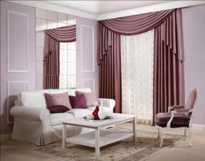 40+ Amazing & Stunning Curtain Design Ideas 2019 | Pouted