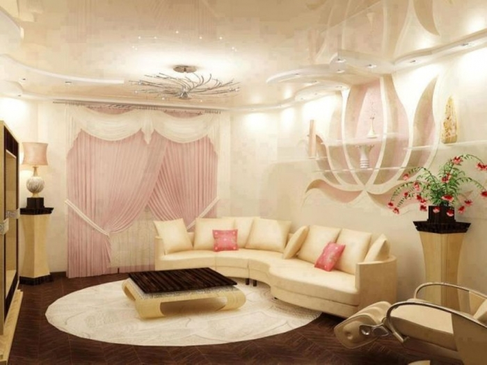 35-Amazing-Stunning-Curtain-Design-Ideas-2015-19 40+ Amazing & Stunning Curtain Design Ideas 2019