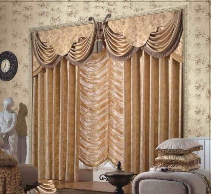 35-Amazing-Stunning-Curtain-Design-Ideas-2015-26 40+ Amazing & Stunning Curtain Design Ideas 2020