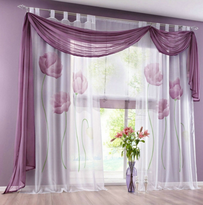 35 amazing stunning curtain design ideas 2015 pouted for Latest trends in curtains