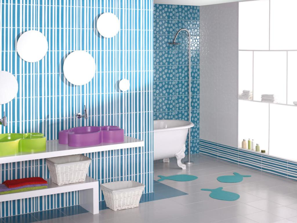 35-Awesome-Dazzling-Kids'-Bathroom-Design-Ideas-2015-1 46+ Awesome & Dazzling Kids' Bathroom Design Ideas 2019