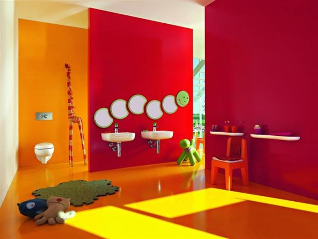 35-Awesome-Dazzling-Kids'-Bathroom-Design-Ideas-2015-10 46+ Awesome & Dazzling Kids' Bathroom Design Ideas 2019