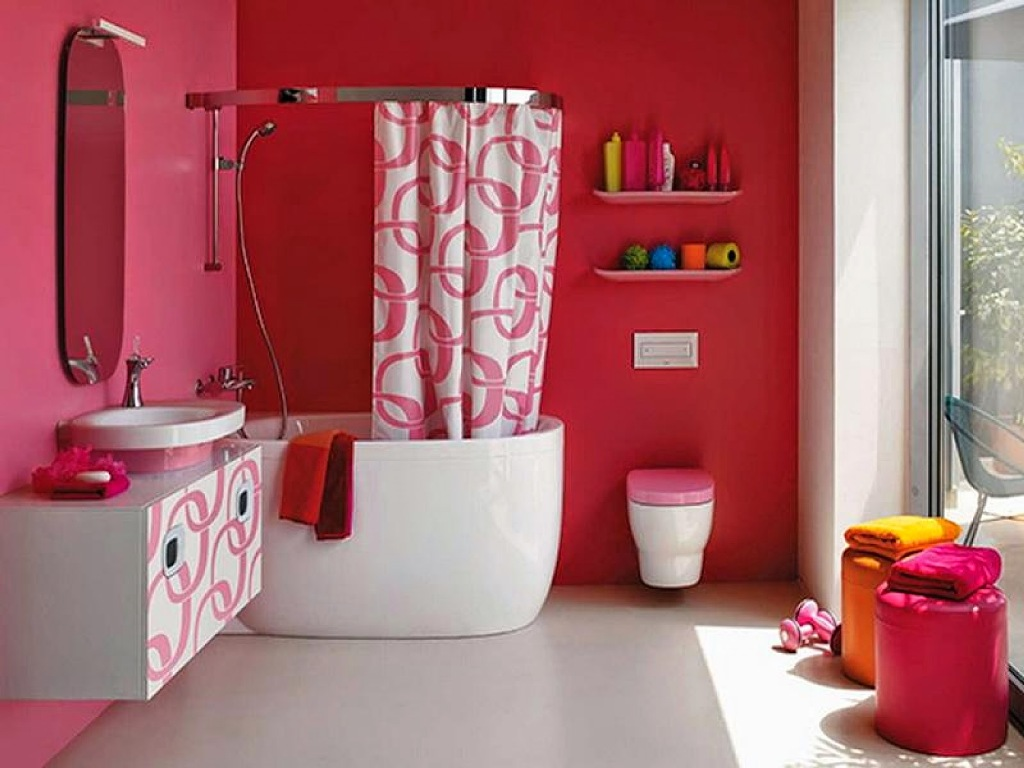 35-Awesome-Dazzling-Kids'-Bathroom-Design-Ideas-2015-11 46+ Awesome & Dazzling Kids' Bathroom Design Ideas 2019