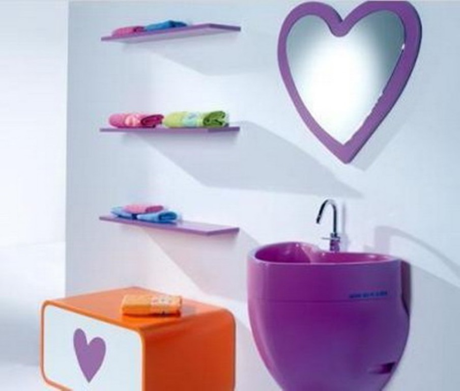 35-Awesome-Dazzling-Kids'-Bathroom-Design-Ideas-2015-12 46+ Awesome & Dazzling Kids' Bathroom Design Ideas 2019