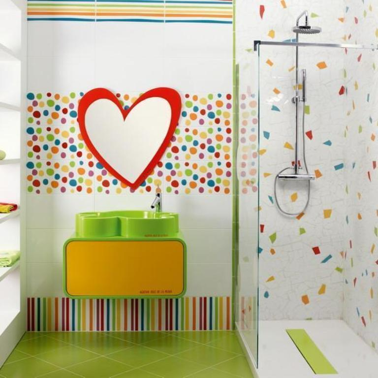 35-Awesome-Dazzling-Kids'-Bathroom-Design-Ideas-2015-14 46+ Awesome & Dazzling Kids' Bathroom Design Ideas 2019