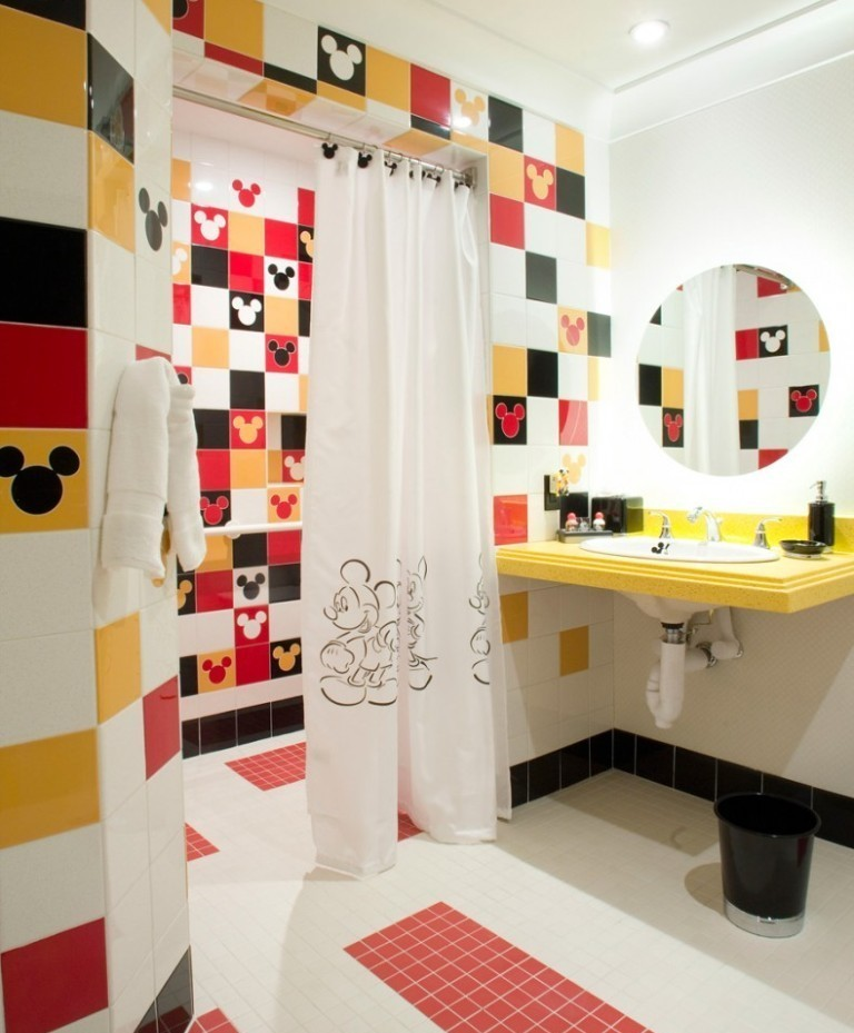 35-Awesome-Dazzling-Kids'-Bathroom-Design-Ideas-2015-16 46+ Awesome & Dazzling Kids' Bathroom Design Ideas 2019