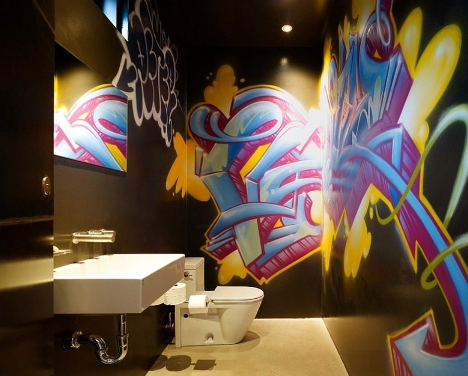 35-Awesome-Dazzling-Kids'-Bathroom-Design-Ideas-2015-17 46+ Awesome & Dazzling Kids' Bathroom Design Ideas 2019
