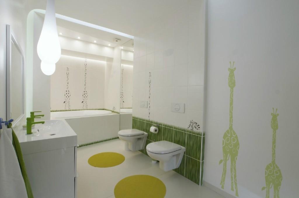 35-Awesome-Dazzling-Kids'-Bathroom-Design-Ideas-2015-21 46+ Awesome & Dazzling Kids' Bathroom Design Ideas 2019
