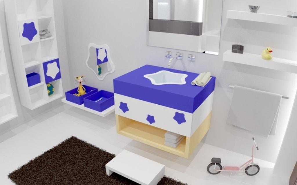 35-Awesome-Dazzling-Kids'-Bathroom-Design-Ideas-2015-25 46+ Awesome & Dazzling Kids' Bathroom Design Ideas 2019