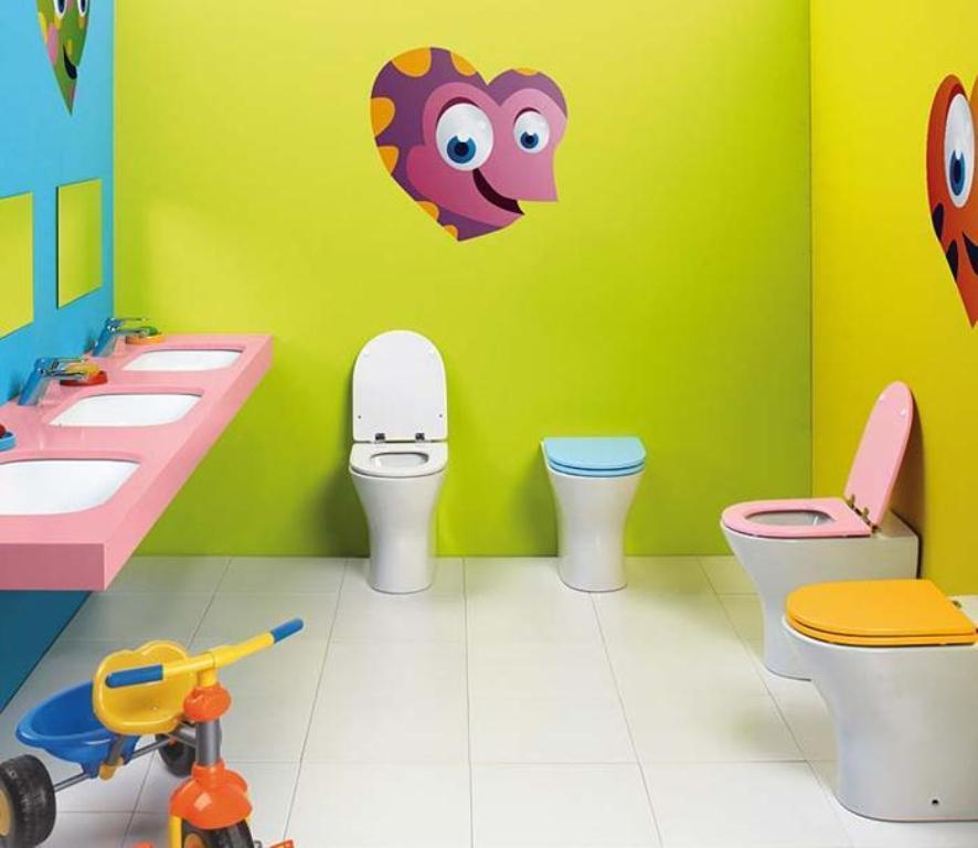 35-Awesome-Dazzling-Kids'-Bathroom-Design-Ideas-2015-26 46+ Awesome & Dazzling Kids' Bathroom Design Ideas 2019