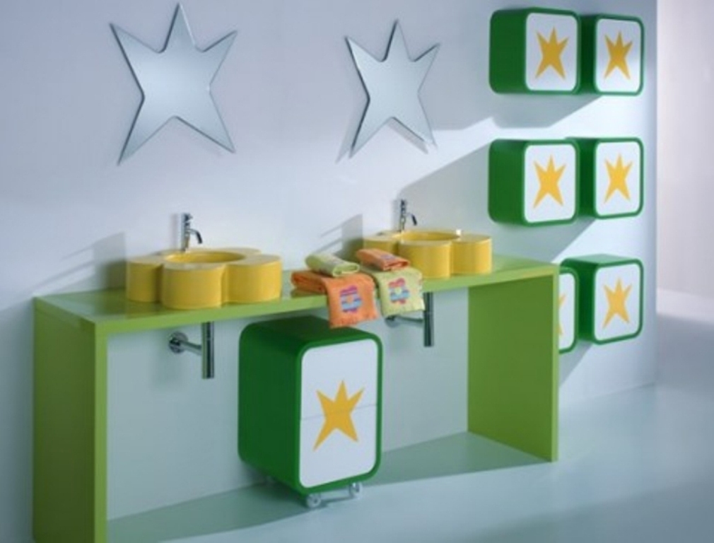 35-Awesome-Dazzling-Kids'-Bathroom-Design-Ideas-2015-27 46+ Awesome & Dazzling Kids' Bathroom Design Ideas 2019