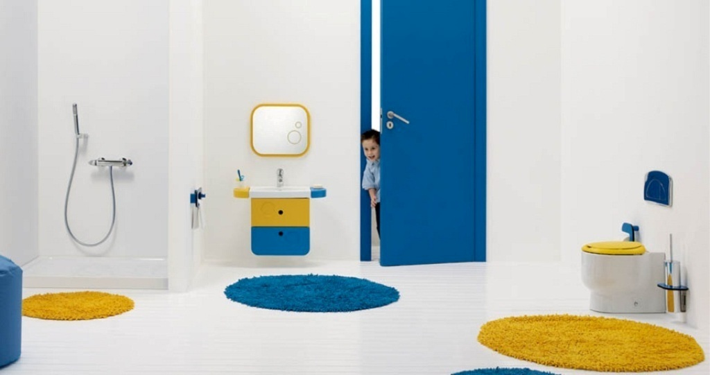 35-Awesome-Dazzling-Kids'-Bathroom-Design-Ideas-2015-29 46+ Awesome & Dazzling Kids' Bathroom Design Ideas 2019