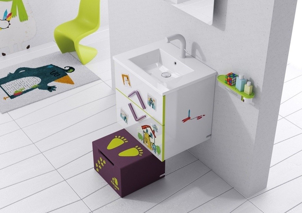35-Awesome-Dazzling-Kids'-Bathroom-Design-Ideas-2015-3 46+ Awesome & Dazzling Kids' Bathroom Design Ideas 2019