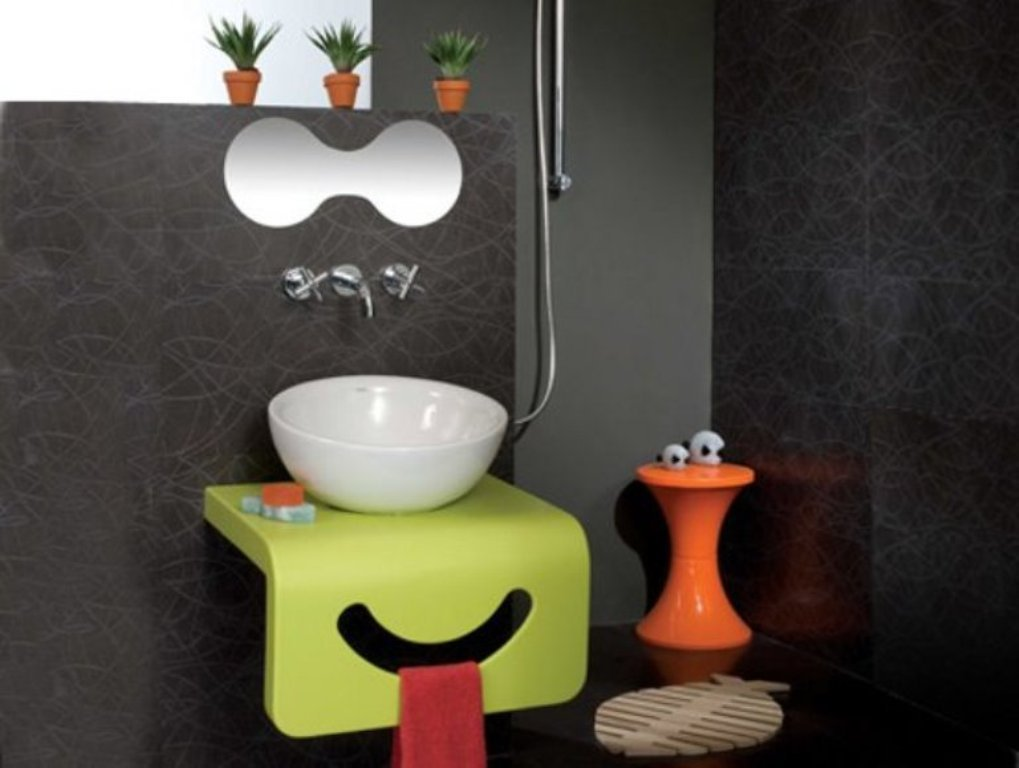 35-Awesome-Dazzling-Kids'-Bathroom-Design-Ideas-2015-30 46+ Awesome & Dazzling Kids' Bathroom Design Ideas 2019