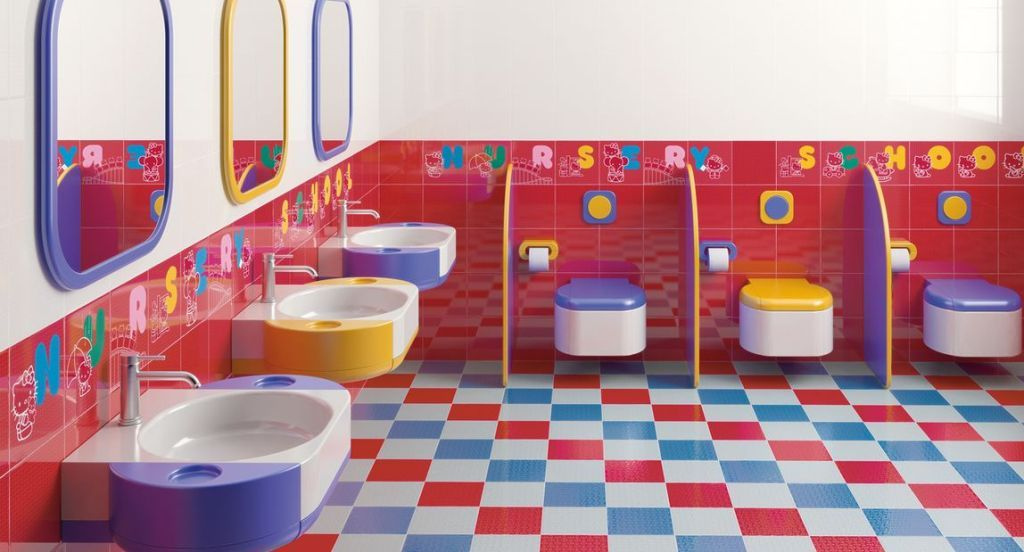 35-Awesome-Dazzling-Kids'-Bathroom-Design-Ideas-2015-31 46+ Awesome & Dazzling Kids' Bathroom Design Ideas 2019